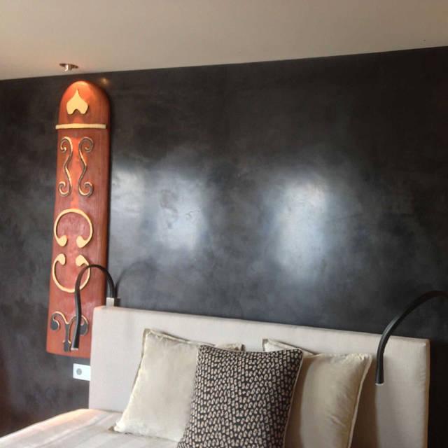 Pbfd infos lacarte - Peinture decorative stucco ...