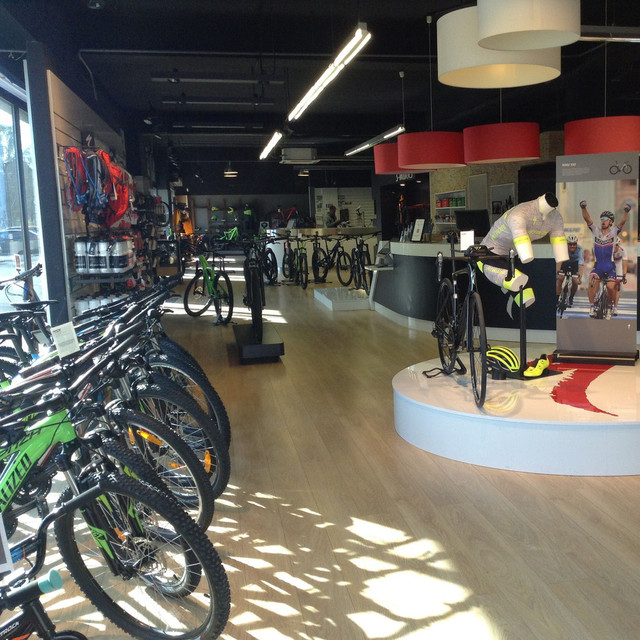 Fd Cycling / Concept Store Specialized