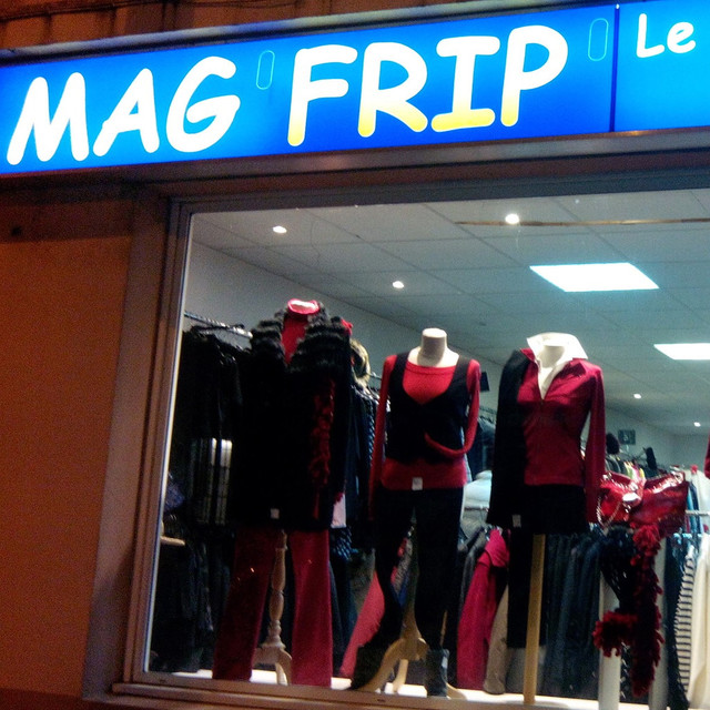 Mag' Frip' - Association Var Azur Linge
