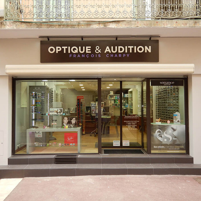 Optique Audition Charpy
