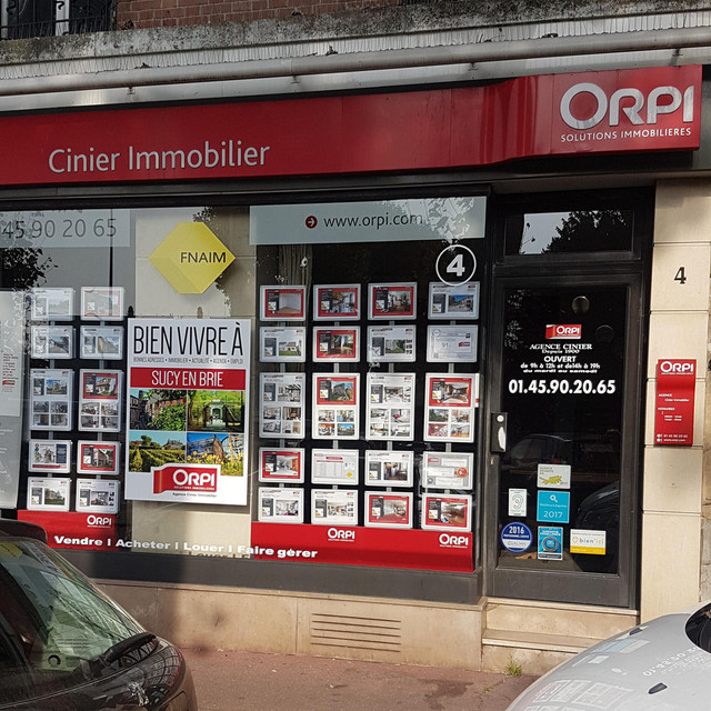 Orpi Cinier Immobilier