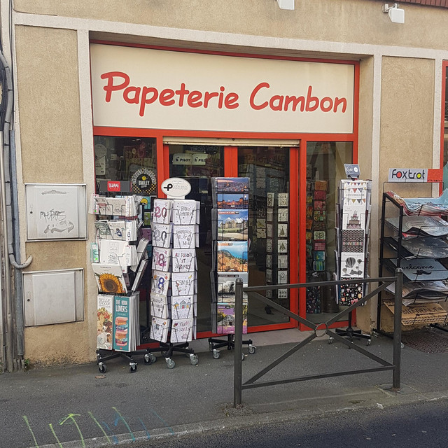 Papeterie Cambon