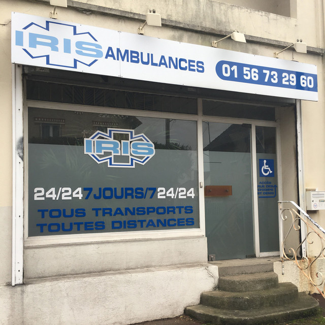 IRIS AMBULANCES