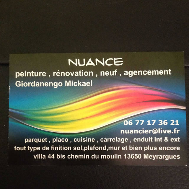 Nuance Renovation & Neuf