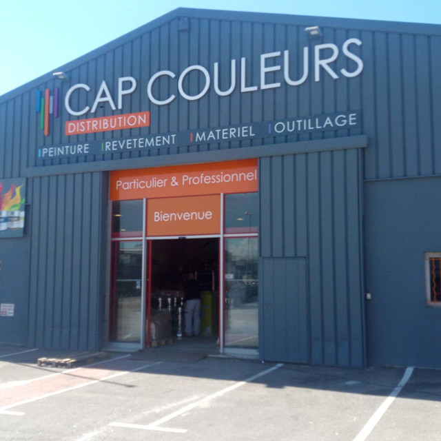 Cap Couleurs Distribution