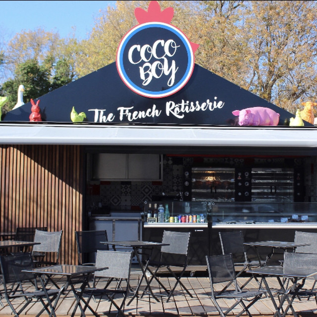 Cocoboy « The French Rôtisserie »
