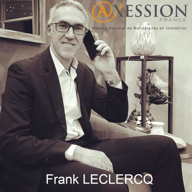 Frank Leclercq Axession Sucy