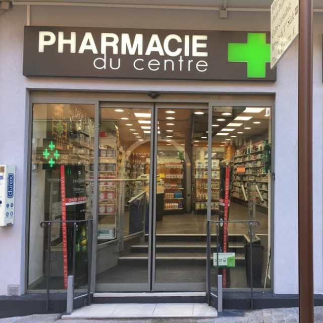 Pharmacie du Centre