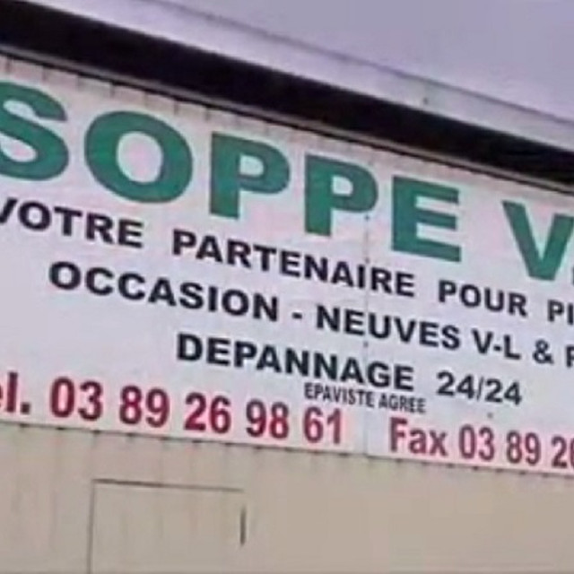 Soppe Véhicules Industriels