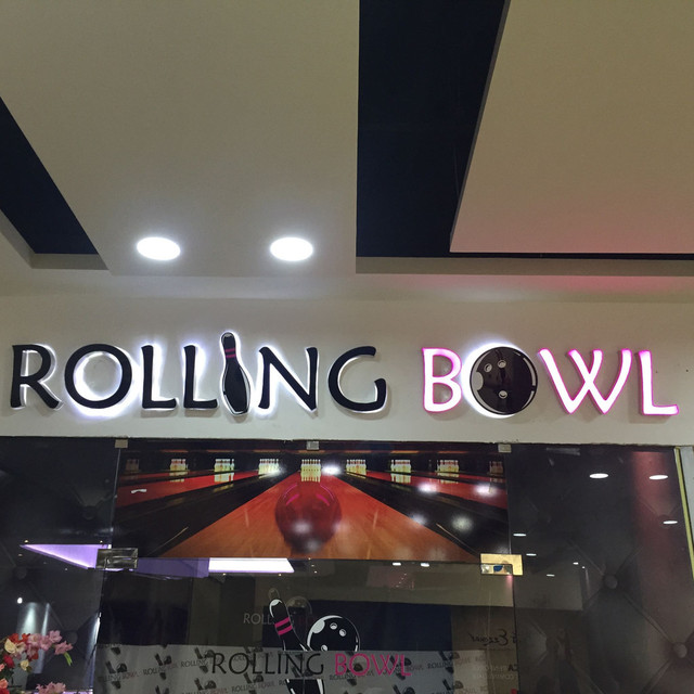 Rolling Bowl