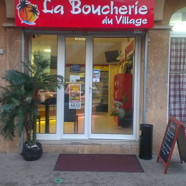 La Boucherie Du Village
