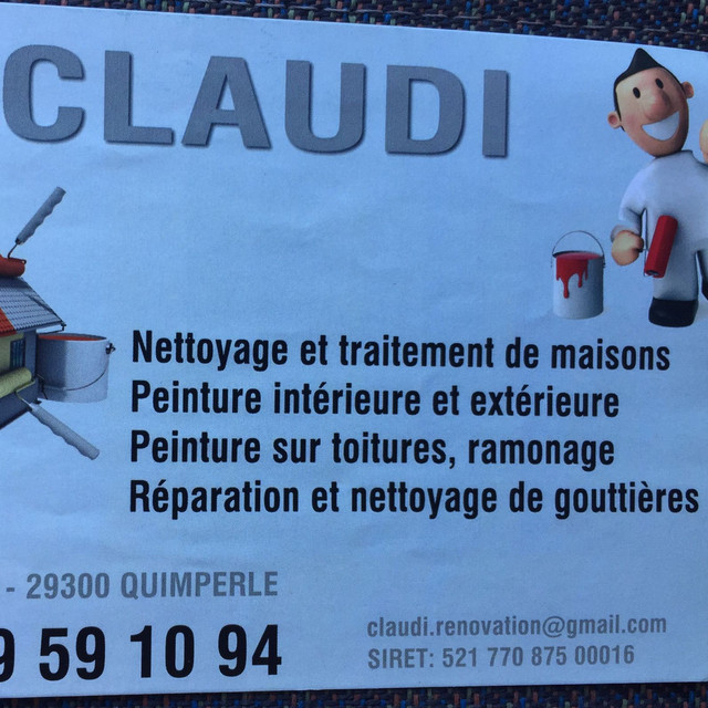 Claudi renovation